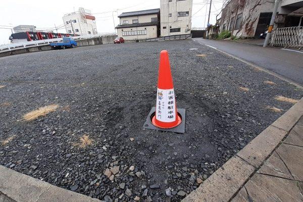 🅿️🚗駐車場が近くになりました。